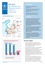 North-Western Syria - Emergency Situation Report no.12