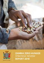 Zambia Zero Hunger Strategic Review 2018