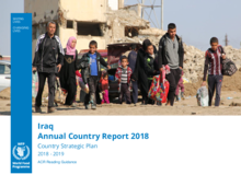 Iraq - Annual Country Report