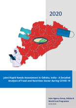 Joint Rapid Needs Assessment in Odisha - June 2020