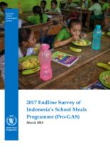 2017 Endline Survey of Indonesia's School Meals Programme (Pro-GAS)