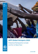 WFP Global Hotspots 2020