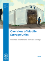 WFP India - Overview of Mobile Storage Units