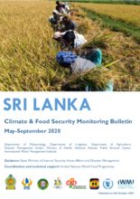Climate and Food Security Monitoring Bulletin (May-September 2020)
