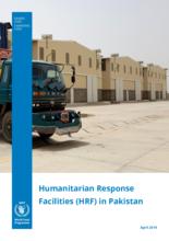 2019 - Humanitarian Response Facilities in Pakistan