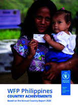 WFP Philippines: 2020 Achievements