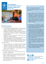 WFP Bangladesh - Situation Reports