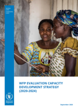 WFP Evaluation Capacity Development Strategy (2020-2024)
