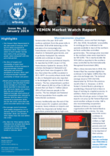 Yemen - Monthly Market Watch, 2019