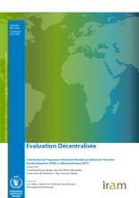 Mauritania, Adaptive Social Protection Capacity Strengthening Activities: Evaluation
