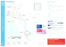 2018 -  Bangladesh - Emergency Dashboard