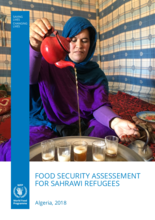 Algeria - Food Security Assessment for Sahrawi Refugees, August 2018