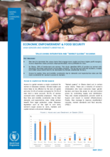 Gender and Markets Initiative for West and Central Africa - Country Factsheets