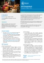 WFP Bangladesh - Situation Reports