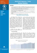 WFP Turkey Q1 2021 - Market Bulletin