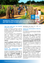 Food assistance for Assets (FFA) Activities - WFP Mali (in French language)