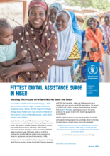 FITTEST Digital Assistance Surge in Niger - 2021