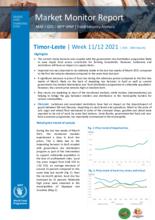 Timor-Leste - Market Monitor, 2021