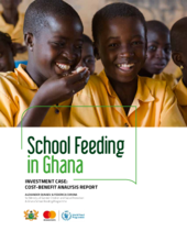 School Feeding in Ghana - Investment Case - Cost Benefit Analysis Report