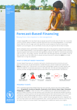 Forecast-based Financing Factsheet