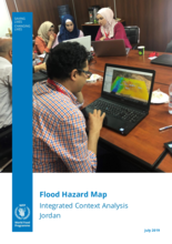 2019  - Flood Hazard Map - Jordan
