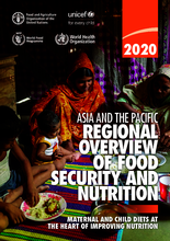 Asia and the Pacific Regional Overview of Food Security and Nutrition 2020: Maternal and Child Diets at the Heart of Improving Nutrition