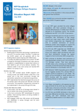 WFP Bangladesh - Cox's Bazar - Situation Report - July 2020