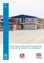 Mobile logistics hubs -  Nepal