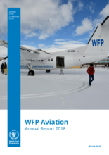 WFP Aviation in 2018