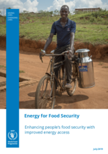 Energy for Food Security
