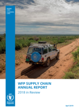 2018 -  WFP Supply Chain Annual Report