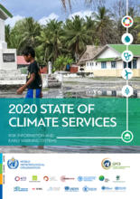 2020 State of Climate Services: Risk Information and Early Warning Systems