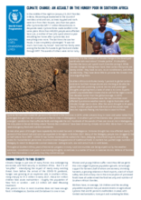 Climate Change: An Assault on the Hungry Poor in Southern Africa