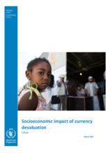 Libya: Socioeconomic Impact of Currency Devaluation - March 2021