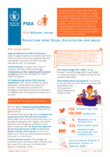 Protection from Sexual Exploitation and Abuse (PSEA) Updates Collection