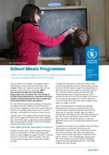 WFP Lebanon - School Meals - June 2021