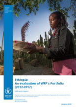 Ethiopia: An evaluation of WFP's Portfolio (2012-2017)