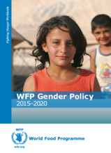 2015 -  WFP Gender Policy 2015-2020