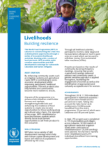 2019 - Livelihoods - Building Resilience