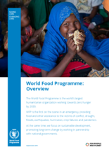 2019 - World Food Programme: Overview