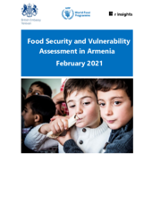 Food Security and Vulnerability Assessment in Armenia – February 2021