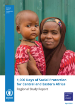 1,000 Days of Social Protection for Central and Eastern Africa - 2018