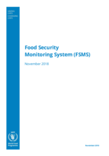 Sudan - Food Security Monitoring