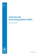Sudan - Food Security Monitoring