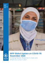 WFP Global Update on COVID-19: November 2020