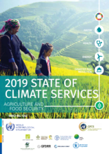 2019 State of Climate Services: Agriculture and Food Security