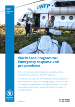 2019 -  World Food Programme -  Emergency Response and Preparedness