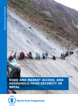 Road and Market Access and Household Food Security in Nepal