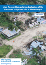 Inter-Agency Humanitarian Evaluation of the Response to Cyclone Idai in Mozambique