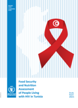 2021 – Food Security and Nutritional Evaluation of People living with HIV (PLHIV) in Tunisia